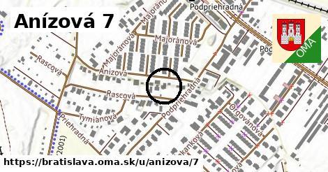 Anízová 7, Bratislava