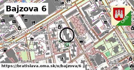Bajzova 6, Bratislava