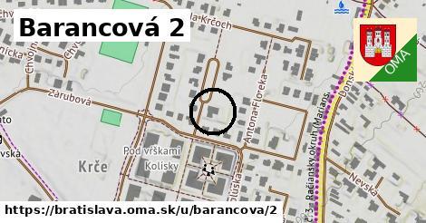 Barancová 2, Bratislava