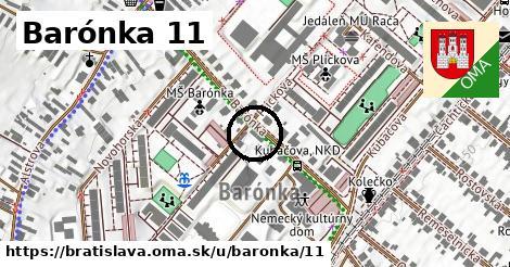 Barónka 11, Bratislava