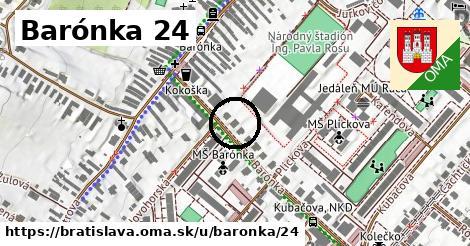 Barónka 24, Bratislava