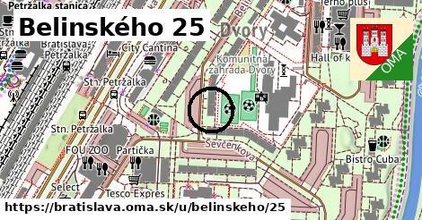 Belinského 25, Bratislava