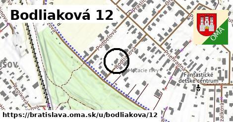 Bodliaková 12, Bratislava