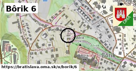 Bôrik 6, Bratislava