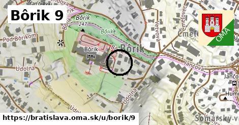 Bôrik 9, Bratislava