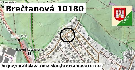 Brečtanová 10180, Bratislava