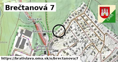 Brečtanová 7, Bratislava