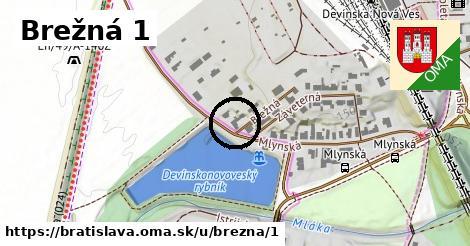Brežná 1, Bratislava