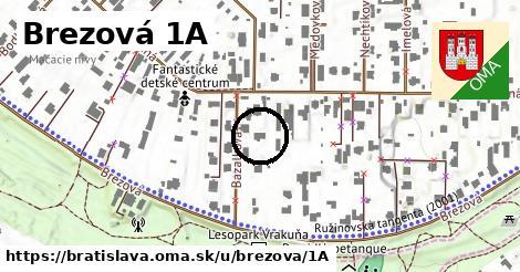 Brezová 1A, Bratislava