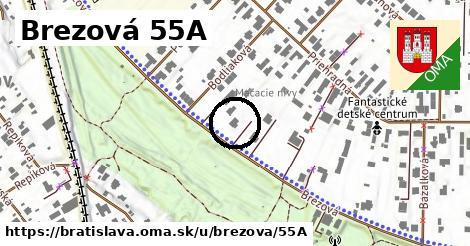 Brezová 55A, Bratislava