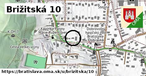 Brižitská 10, Bratislava