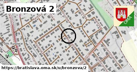 Bronzová 2, Bratislava