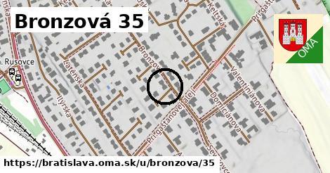 Bronzová 35, Bratislava