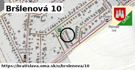Bršlenová 10, Bratislava