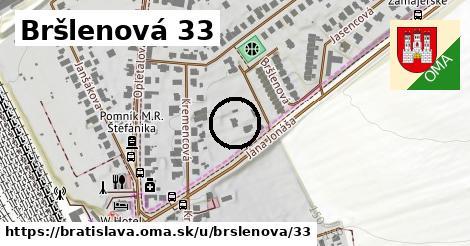 Bršlenová 33, Bratislava