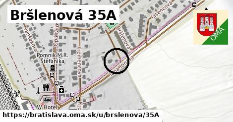 Bršlenová 35A, Bratislava