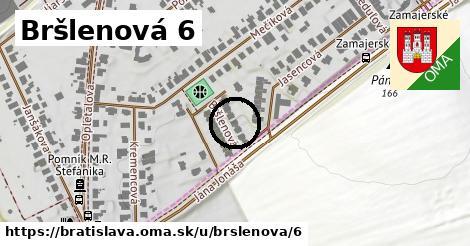 Bršlenová 6, Bratislava
