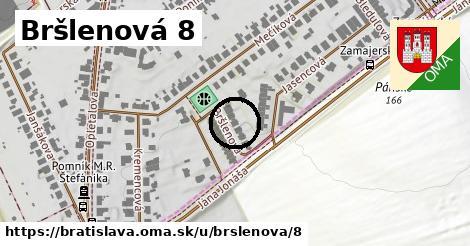 Bršlenová 8, Bratislava