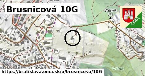 Brusnicová 10G, Bratislava