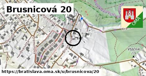 Brusnicová 20, Bratislava
