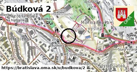 Búdková 2, Bratislava