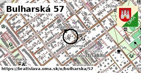 Bulharská 57, Bratislava