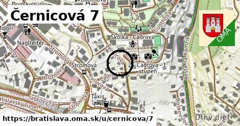 Černicová 7, Bratislava