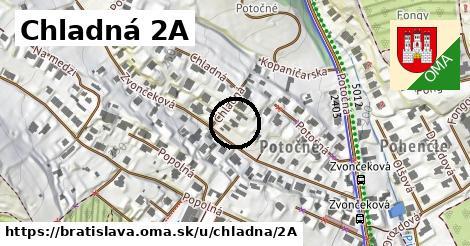 Chladná 2A, Bratislava