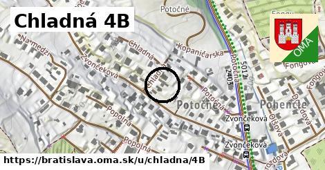 Chladná 4B, Bratislava