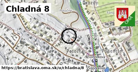 Chladná 8, Bratislava