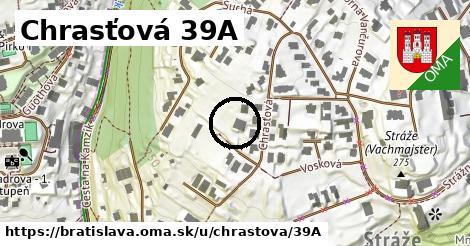 Chrasťová 39A, Bratislava