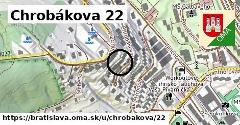 Chrobákova 22, Bratislava