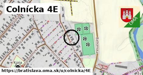 Colnícka 4E, Bratislava