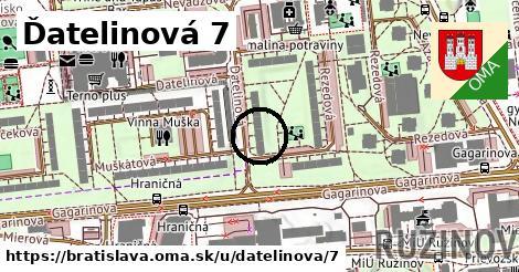 Ďatelinová 7, Bratislava