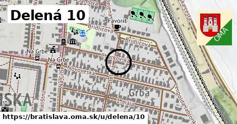 Delená 10, Bratislava