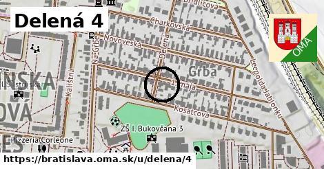 Delená 4, Bratislava