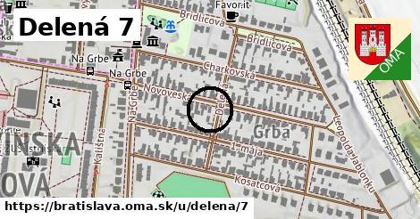 Delená 7, Bratislava