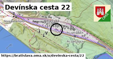 Devínska cesta 22, Bratislava