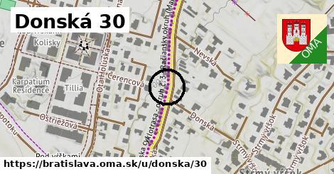 Donská 30, Bratislava