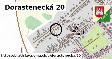 Dorastenecká 20, Bratislava