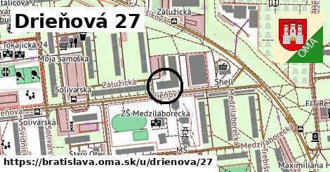 Drieňová 27, Bratislava