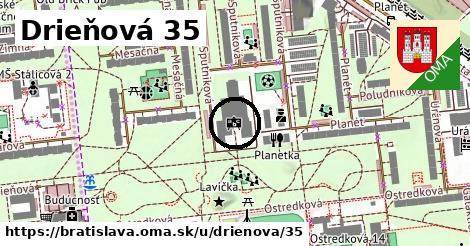 Drieňová 35, Bratislava