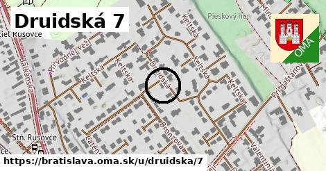 Druidská 7, Bratislava