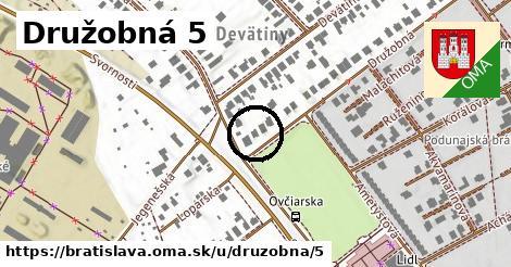 Družobná 5, Bratislava