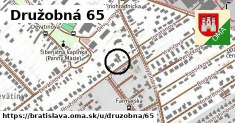 Družobná 65, Bratislava