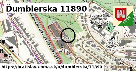 Ďumbierska 11890, Bratislava