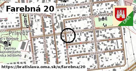 Farebná 20, Bratislava