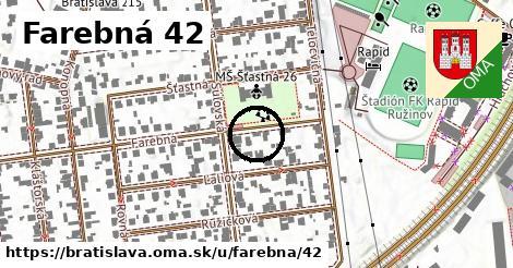 Farebná 42, Bratislava