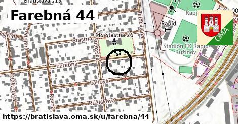 Farebná 44, Bratislava