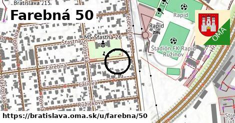 Farebná 50, Bratislava